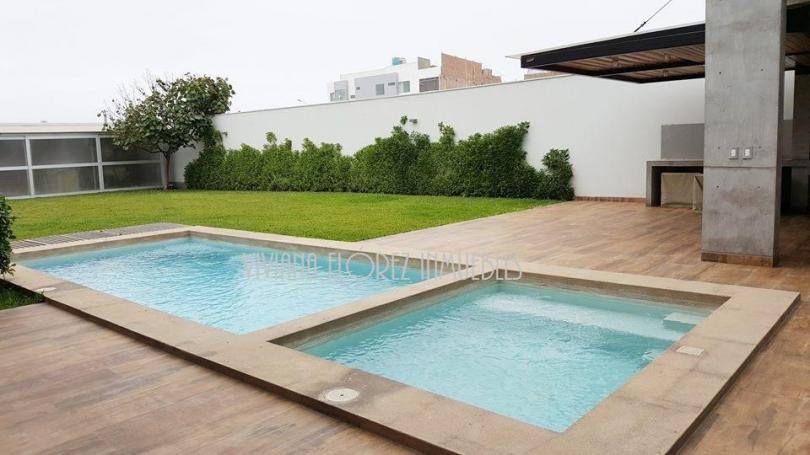 Venta Casa La Encantada 5 Dorm Terraza Piscina Ref